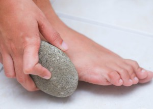 What is the use of pumice stone